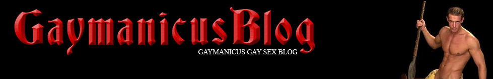 Gaymanicus Gay Muscle Sex Blog